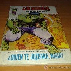 Cómics: EDITORIAL VERTICE , LA MASA Nº 25. Lote 30066357