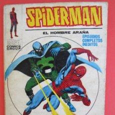 Cómics: EDICIONES INTERNACIONALES TOMO NUMERO 33 , SPIDERMAN , MARVEL COMICS GROUP , VERTICE. Lote 30178416