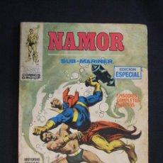 Cómics: NAMOR - MUERTE AL VENCIDO - VOLUMEN 1 - NUMERO 2 - VERTICE - . Lote 30161771
