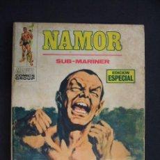 Cómics: NAMOR - NAMOR CLAMA VENGANZA - VOLUMEN 1 - NUMERO 11 - VERTICE - . Lote 30161910