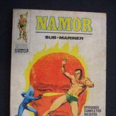 Cómics: NAMOR - EL FUEGO DE LOS CIELOS - VOLUMEN 1 - NUMERO 22 - VERTICE - . Lote 30162163