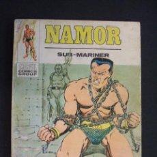 Cómics: NAMOR - UN SUBMARINO DORADO - VOLUMEN 1 - NUMERO 32 - VERTICE - . Lote 30162392