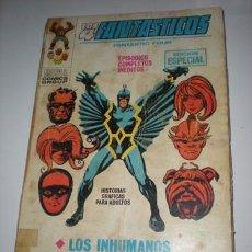 Cómics: LOS 4 FANTASTICOS -Nº 22. Lote 30185700