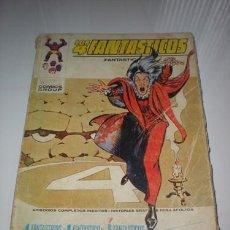 Cómics: LOS 4 FANTASTICOS Nº 55. Lote 30185751
