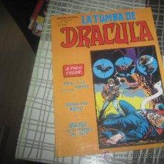 Cómics: LA TUMBA DE DRACULA V 2 Nº 6.. Lote 30231957