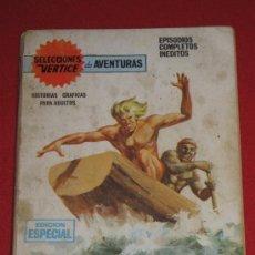 Cómics: SELECCIONES VERTICE DE AVENTURAS - TAMBORES DE LA SELVA . Lote 34252814