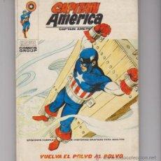 Cómics: CAPITÁN AMÉRICA Nº 34. ( TACO - 128 PÁGINAS) VÉRTICE 1969. . Lote 30528125