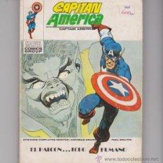 Cómics: CAPITÁN AMÉRICA Nº 32. ( TACO - 128 PÁGINAS) VÉRTICE 1969. . Lote 30528183