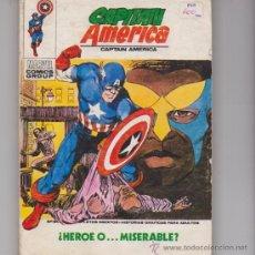 Cómics: CAPITÁN AMÉRICA Nº 27. ( TACO - 128 PÁGINAS) VÉRTICE 1969. . Lote 30528234