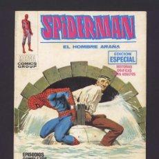 Cómics: SPIDERMAN. NUMERO 20. HA MUERTO UN HEROE. EDICIONES VERTICE.. Lote 30642195