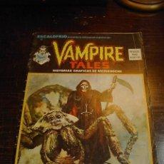 Cómics: VAMPIRE TALES, Nº 2, ED. VERTICE. Lote 30629407