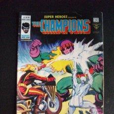 Cómics: SUPER HEROES VOL 2 Nº 96 THE CHAMPIONS EDICIONES VERTICE. Lote 30665678