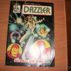 Comics : SUPER HEROES VERTICE MUNDICOMICS Nº 1 DAZZLER 1982 . Lote 30682346