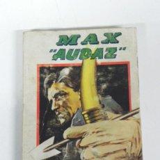 Cómics: MAX AUDAZ Nº 1 (VÉRTICE 1.973) CON 320 PÁGINAS, HISTORIETAS GRAFICAS PARA ADULTOS.. Lote 30702449