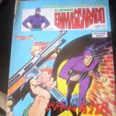 Cómics: EL HOMBRE ENMASCARADO Nº 54 - VERTICE 1974 - E3. Lote 30896397