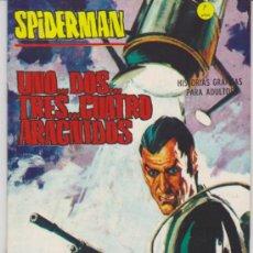 Cómics: SPIDERMAN Nº 2. ( GRAPA- 7 PTAS - 32 PÁGINAS) VÉRTICE 1967. . Lote 30915283