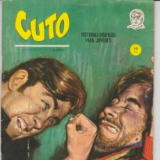 Cómics: CUTO Nº 3, (GRAPA - 10 PTAS) VÉRTICE 1965.. Lote 30915493