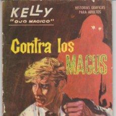 Cómics: KELLY OJO MÁGICO Nº 11. (GRAPA - 10 PTAS - 64 PÁGINAS) VÉRTICE 1965.. Lote 30916230