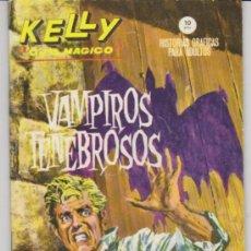 Cómics: KELLY OJO MÁGICO Nº 6. (GRAPA - 10 PTAS - 64 PÁGINAS) VÉRTICE 1965.. Lote 30916307