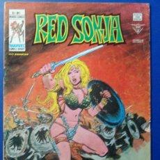 Cómics: COLECCION COMPLETA DE RED SONJA VOLUMEN 1 DE VERTICE 11 COMICS. Lote 30958633