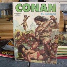 CONAN EL BÁRBARO: CONAN EL BUCANERO - EXTRA 1 - VÉRTICE 1980