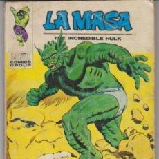 Cómics: LA MASA Nº 28. (TACO 25 PTAS - 128). Lote 30974339