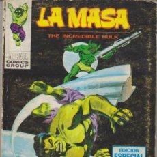 Cómics: LA MASA Nº 17. (TACO 25 PTAS - 128). Lote 30974385