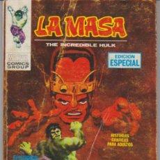Cómics: LA MASA Nº 7. (TACO 25 PTAS - 128). Lote 30975176