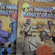 Cómics: EL HOMBRE ENMASCARADO TEBEOS SA Nº SUELTOS. Lote 30980270
