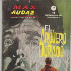 Cómics: MAX AUDAZ Nº 5. (10 PTAS - 64 PP). Lote 30994565