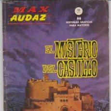 Cómics: MAX AUDAZ Nº 7. (10 PTAS - 64 PP). Lote 30994719