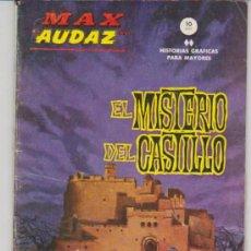 Cómics: MAX AUDAZ Nº 7. (10 PTAS - 64 PP). Lote 30994736