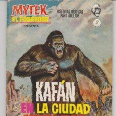 Cómics: MYTEK EL PODEROSO Nº 9.. Lote 30995016