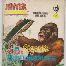 Cómics: MYTEK EL PODEROSO Nº 3. (10 PTAS - 64 PP). Lote 30995108