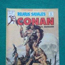 Cómics: CONAN EL BARBARO VOL.1 Nº83 DE EDICIONES VERTICE,MUNDI COMICS. Lote 31074443
