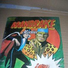Cómics: MANDRAKE MERLÍN EL MAGO, Nº 2: ¡ALINA LA HECHICERA!. COMICS ART. EDICIONES VERTICE, AÑO 1980.. Lote 31110740