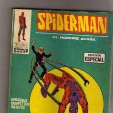 Cómics: SPIDERMAN. EL HOMBRE ARAÑA. EL REGRESO DEL DR. OCTOPUS. EDICION ESPECIAL. MARVEL COMICS GROUP.. Lote 31173117