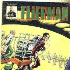 Cómics: FLIERMAN Nº 4 : LA RAMPA MORTAL (1981) . Lote 31202607