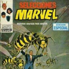 Cómics: SELECCIONES MARVEL Nº16 (EDITORIAL VÉRTICE, 1970) PORTADA: LÓPEZ ESPI. Lote 31214929