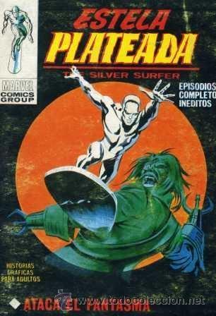 ESTELA PLATEADA Nº8 (VÉRTICE, 1972) (Tebeos y Comics - Vértice - Otros)