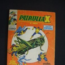 Cómics: PATRULLA X - VOLUMEN 1 - Nº 11 - LA PLAGA DE EL LANGOSTA - EDIC. VERTICE - . Lote 31509269