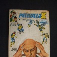 Cómics: PATRULLA X - VOLUMEN 1 - Nº 7 - EL ENEMIGO AL ACECHO - EDIC. VERTICE - . Lote 31509405