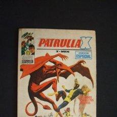Cómics: PATRULLA X - VOLUMEN 1 - Nº 28 - LOS MONSTRUOS TAMBIEN LLORAN - EDIC. VERTICE - . Lote 31509565