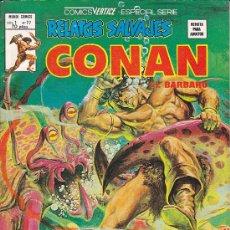 Cómics: COMIC RELATOS SALVAJES CONAN VOL.1 Nº 77. Lote 31510198