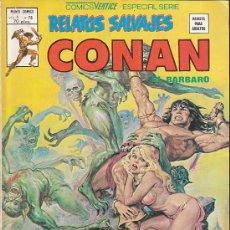 Cómics: COMIC RELATOS SALVAJES CONAN VOL.1 Nº 78. Lote 31510339
