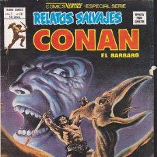 Cómics: COMIC RELATOS SALVAJES CONAN VOL.1 Nº 68. Lote 31510384