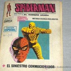 Cómics: VÉRTICE VOL. 1 SPIDERMAN Nº 18. 1973. 30 PTS.. Lote 31524998