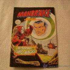 Cómics: MMANDRAKE Nº 6, EDITORIAL MUNDICOMICS. Lote 31567897
