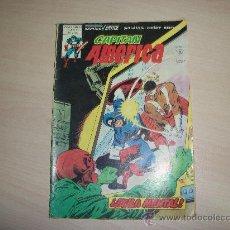Comics: CAPITAN AMERICA VOLUMEN 3 Nº 44 EDICIONES VERTICE 1974 . Lote 31579984