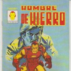 Cómics: HOMBRE DE HIERRO Nº 1 (50 PTAS) VÉRTICE.. Lote 31566886